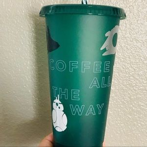 Personalized Star Wars Starbucks Cold Cup